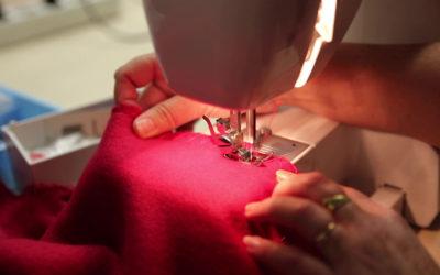 Nouveau cours de Couture pour débutantes